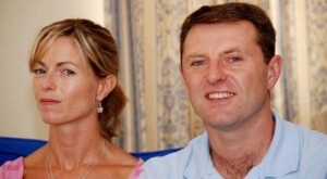 Kate e Gerry McCann