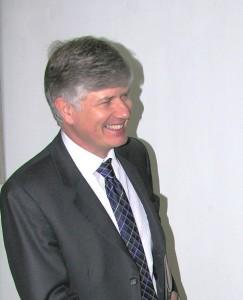 John Buck - O embaixador que fez pressão para que o caso Maddie fosse dado como um rapto.