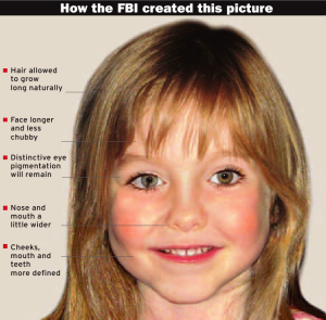 O FBI nunca colaborou com os McCann.
