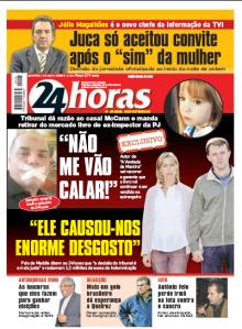 O 24horas publica hoje todos os detalhes do caso