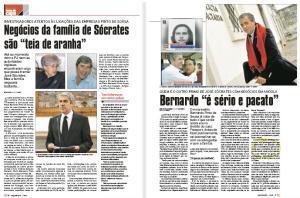 """Também no 24horas: """"Quem é o outro primo de José Sócrates com negócios em Angola"""""""