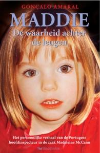"""""""Maddie, De waarheid achter de leugen"""", capa da edição na Holanda"""