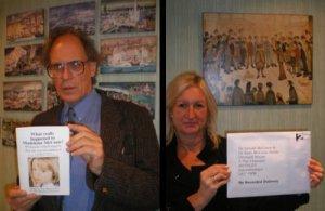 Tony Bennett e Debbie Butler